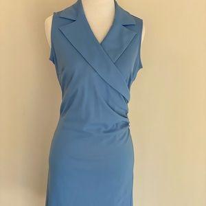 Express Baby Blue Dress